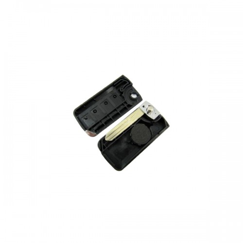 Remote Key Shell 3 Button for Nissan Flip 5pcs/lot
