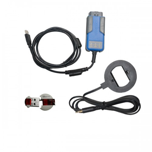 CAS1/2/3/4/CAS4+ OBD2 Key Programmer for BMW Multi Tool Plus CAS4 Adapter