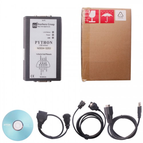 Python Diesel Special Diagnostic Instrument for HINO TOYOTA Nissan