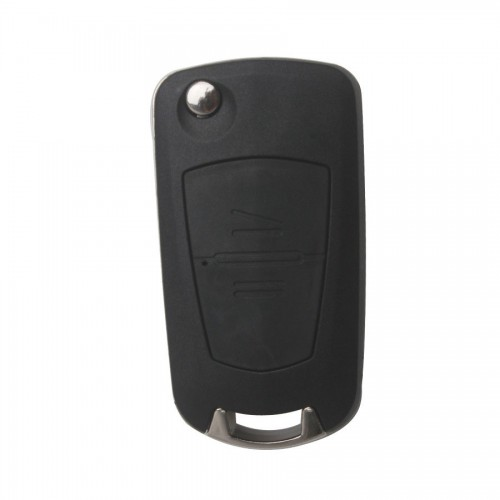 Modified Flip Remote Key Ahell 2 Button (YM28) for Opel 5pcs/lot