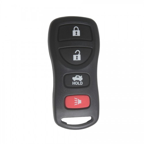 Remote 4 Button 315MHZ VDO for Nissan