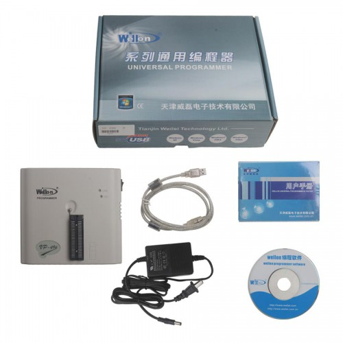 Original Wellon VP496 VP-496 Universal Programmer Buy SE96 Instead