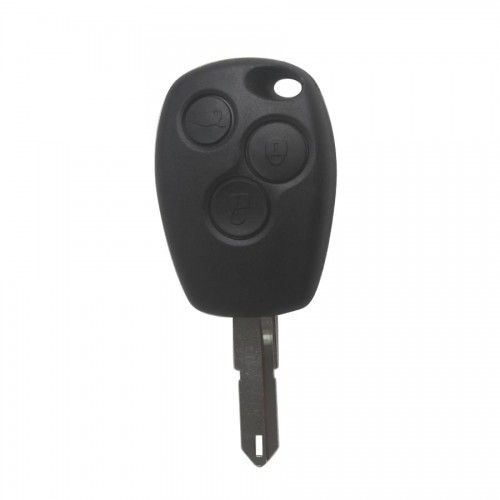 3 Buttons Remote Key Shell for Renault