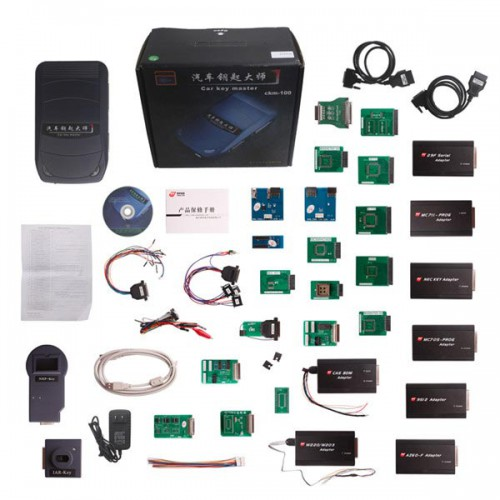 CKM100 Car Key Master with 390 Tokens