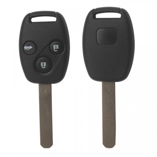 Remote Key 3 Button and Chip Separate ID:46(313.8MHZ) for 2005-2007 Honda