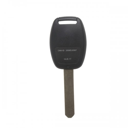 2005-2007 Remote Key 2 Button And Chip for Honda Fit  Accord and Civic Odyssey