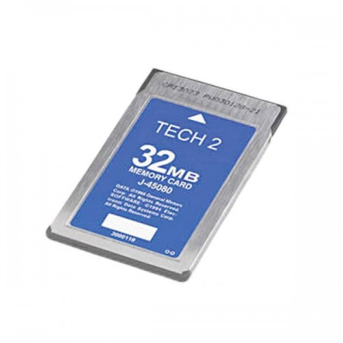 32MB CARD FOR GM TECH2 Free shipping