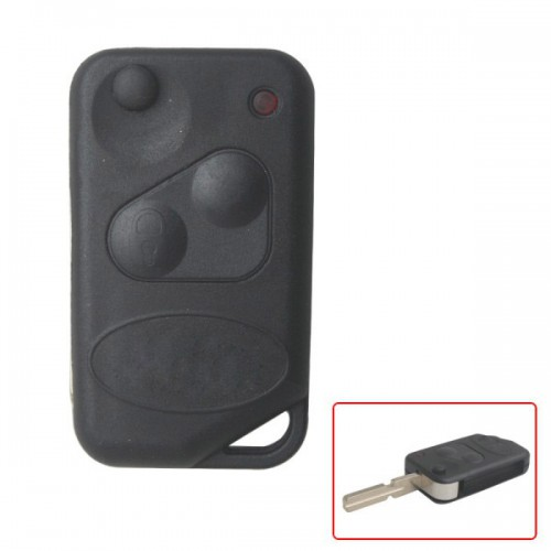 Remote Key Shell 2 Button for Old Landrover 5pcs/lot