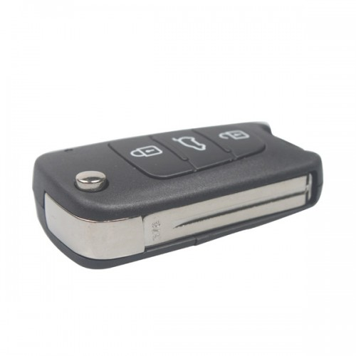 5pcs/lot Kia Sportage modified flip remote key shell 3 button