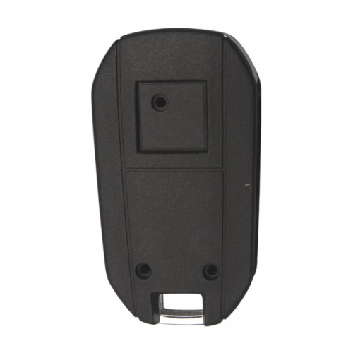 Modified Flip Remote Key Shell 2 Button VA2 for Peugeot 5pcs/lot