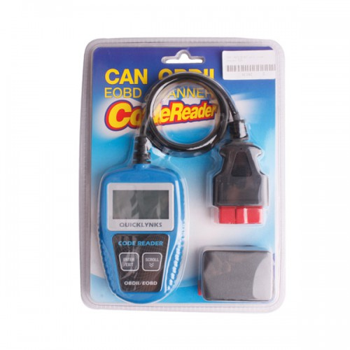 CAN OBD2/EOBD MINI Code Reader T59 Support Multi-Language