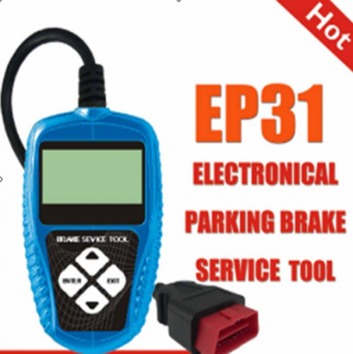 New Electronic Park Brake (EPB) tool QUICKLYNKS EP31