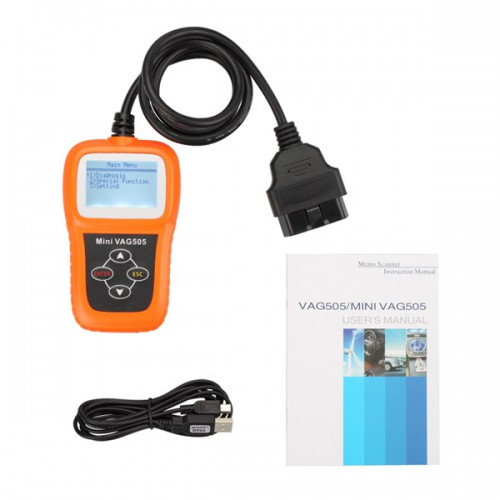 Mini V-A-G505 Super Professional Scanner for VW/AU Ship from US
