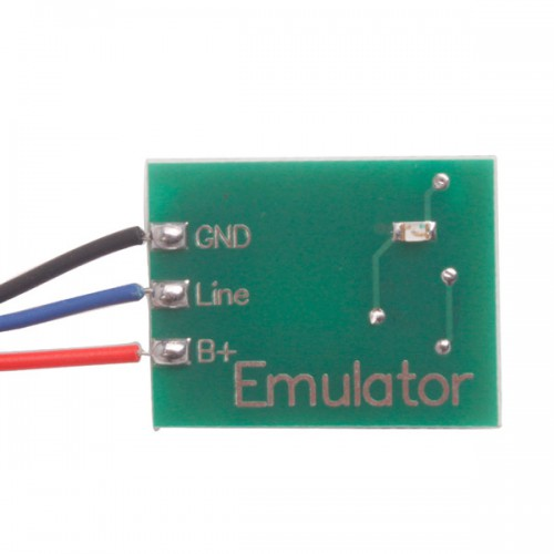 SRS3 Seat Sensor Emulator for Mercedes Benz