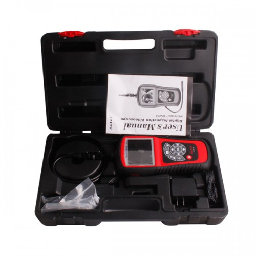 Autel MaxiVideo MV201 8.5mm Digital Inspection Videoscope