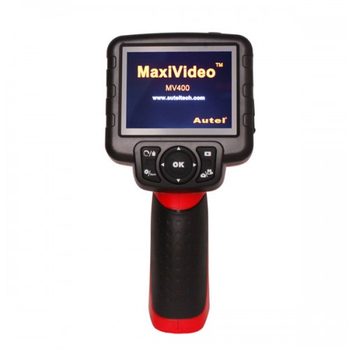 Autel Maxivideo MV400 Digital Videoscope with 5.5mm Diameter Imager Head Inspection Camera Free Shipping