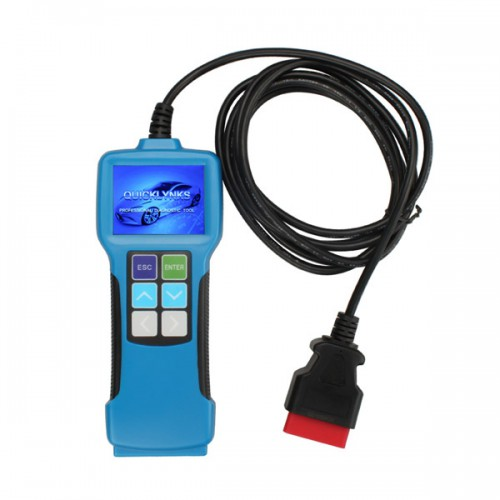 Truck Diagnostic Tool QUICKLYNKS T71 for Heavy Truck and Bus Supports 8 Systems  (English Only)