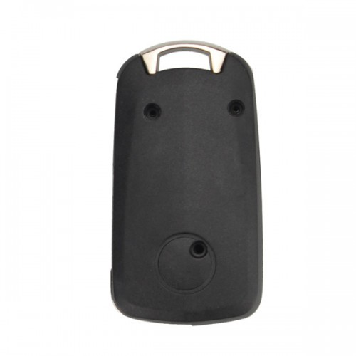 Modified Flip Remote Key Shell 2 Button (HU100A) for Opel 5pcs/lot Free Shipping