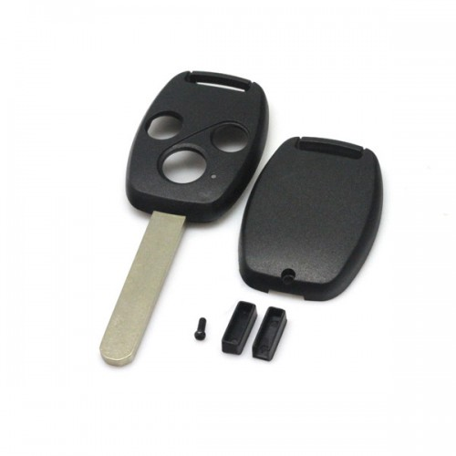 Remote key shell 3 button(without Logo and paper sticker) for Honda 5pcs/lot