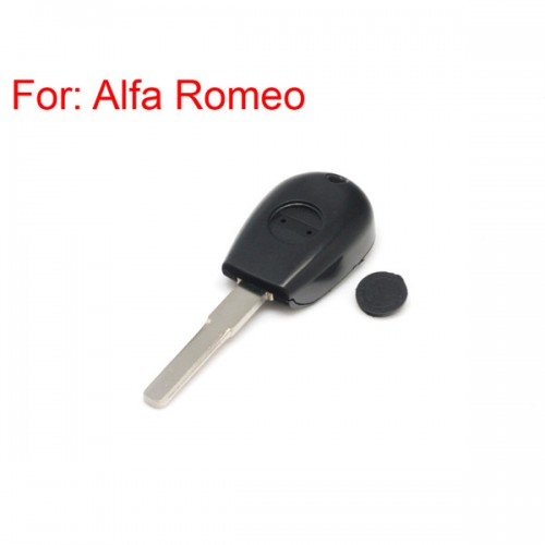 New Key Shell (Black Color) for Alfa Romeo 5pcs/lot