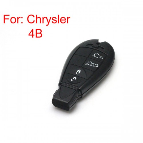 Cheap Smart Key Shell 4 Button for Chrysler