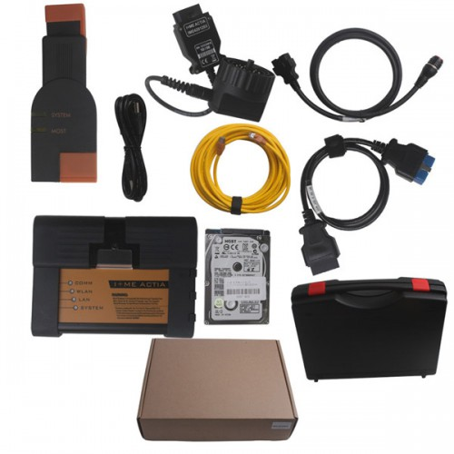 Perfect V2019.03 ICOM A2+B+C Diagnostic & Programming Tool for BMW with Expert mode Software