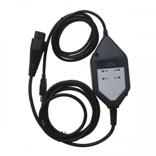 Scania VCI2 SDP3 Truck Diagnostic Tool VCI II Tester Update to V2.27