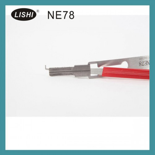 LISHI NE78 Lock Pick for Peugeot