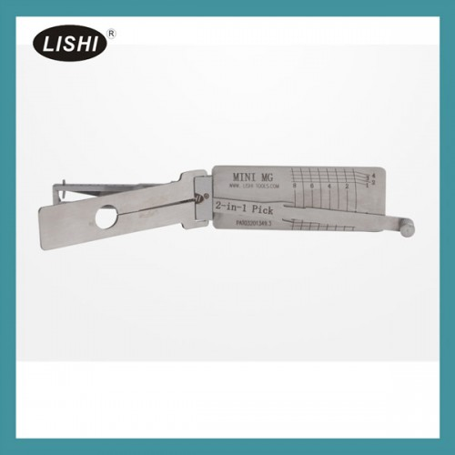 LISHI 2-in-1 Auto Pick and Decoder for MINI MG Free Shipping