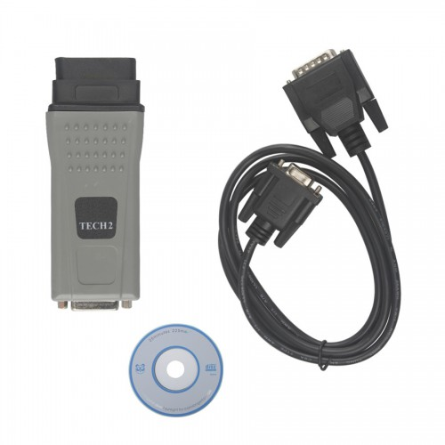 TECH2 Diagnostic Cable with COM Port for OPEL Free Shipping