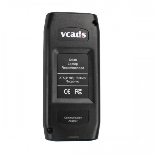 VCADS Pro 2.40 Version Diagnostic Tool for Volvo Trucks