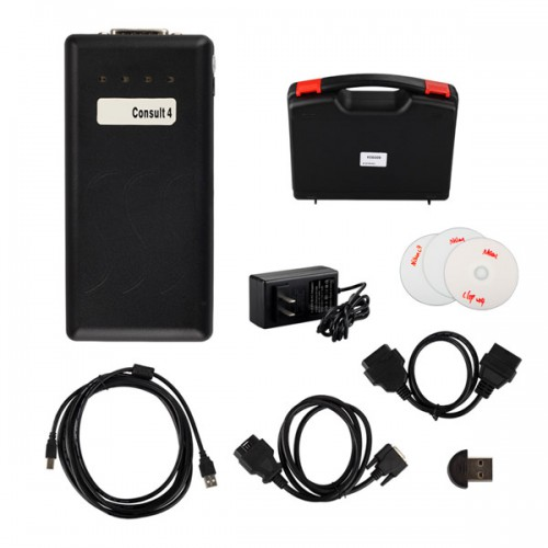 Consult 4 for Nissan Infiniti with Bluetooth Supports Multi-Language