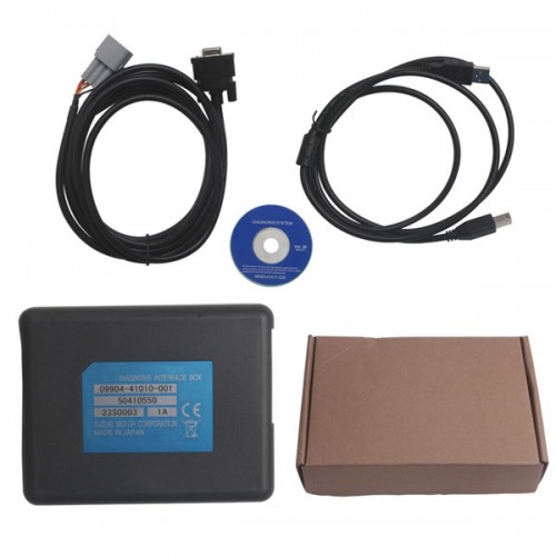 2014 SDS Motocycle Diagnosis System For Suzuki