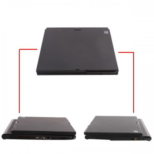 ThinkPad X61 Second Hand Laptop Especially for BMW ICOM