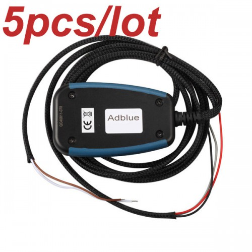 5pcs/lot Truck Ad-blue-obd2 Emulator for DAF