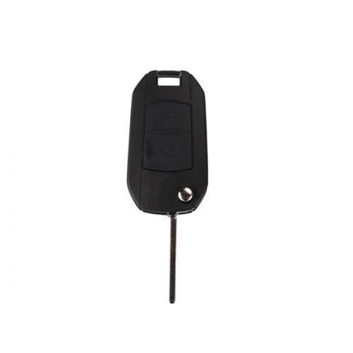 Modified Flip Remote Key Shell 2 Button (HU100) for Opel 5pcs/lot Free Shipping