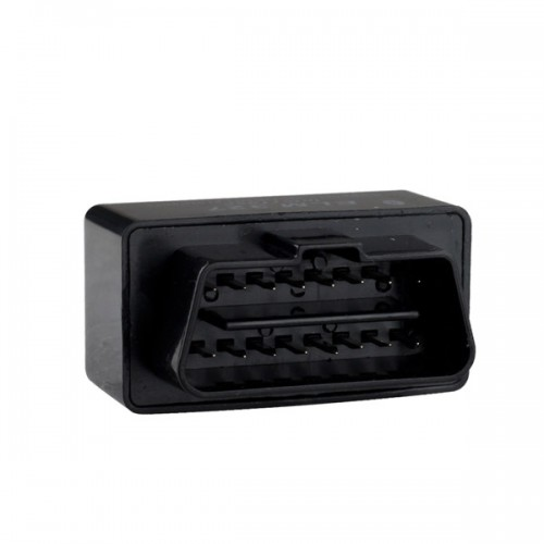 Black SUPER MINI ELM327 Bluetooth Version OBD2 Diagnostic Scanner Hardware V1.5 Software V2.1