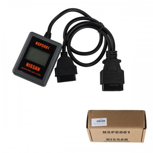 Hand-held NSPC001 Automatic Pin Code Reader Read BCM Code For Nissan Supports New 20 Digit Ship from US