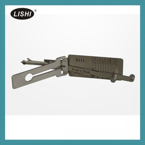 LISHI B111 (GM37W) Hummer 2 in 1 Auto Pick and Decoder