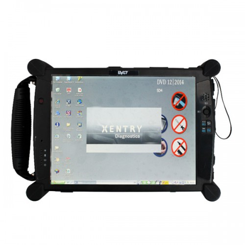 EVG7 DL46/HDD500GB/DDR2GB Diagnostic Controller Tablet PC