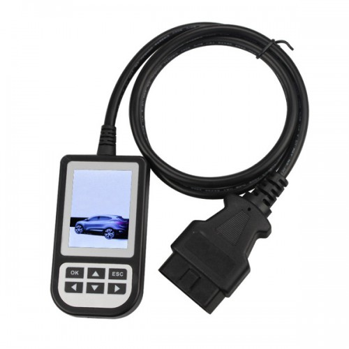 Creator C110 Code Reader V5.0 Plus 20pin to obd2 16 Pin Connector for BMW