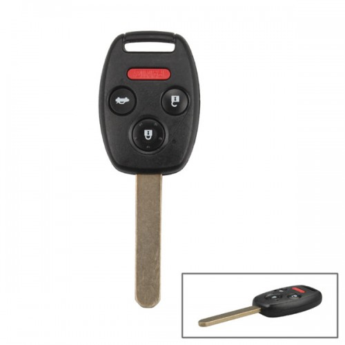 2008-2010 CIVIC Original Remote Key (3+1) Button(315 MHZ) For Honda