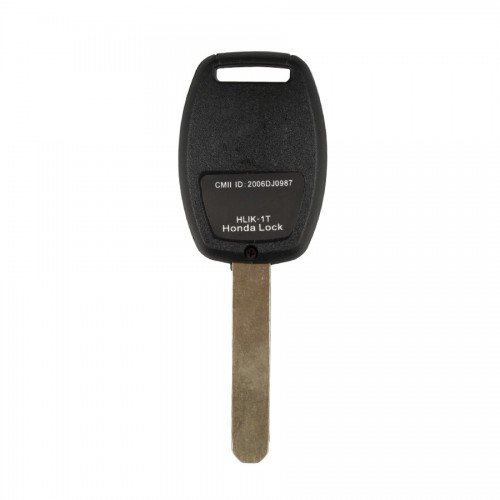 Remote Key 2 Button And Chip Separate ID:8E ( 433MHZ ) For 2005-2007 Honda Fit ACCORD FIT CIVIC ODYSSEY