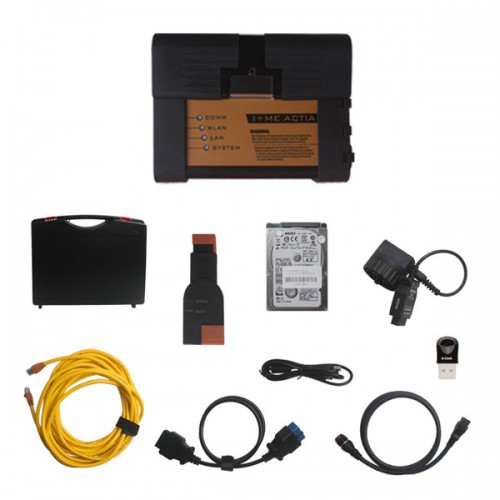 V2016.3 ICOM A2+B+C For BMW Diagnostic & Programming Tool WIFI Version Supports Cars Till 2015