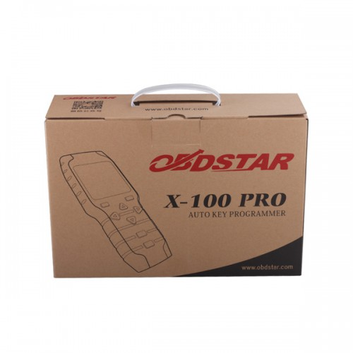 OBDSTAR X-100 PRO X100 PRO D Type for Odomter and OBD Software Function Free Shipping