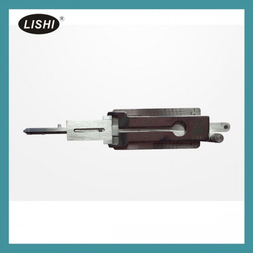 LISHI SSY3 2 in 1 Auto Pick and Decoder for South Korea ssangyong
