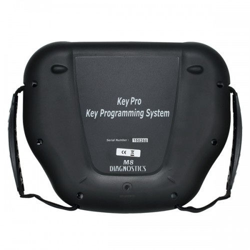 The Key Pro M8 Professional Auto Key Programmer Plus Hand-held NSPC001 Automatic Pin Code Reader For Nissan