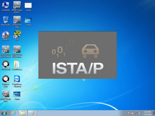 Cheap 2015.7 WINDOWS7 BMW ICOM ISTA-D 3.49.10 ISTA-P 3.55.4.000 Software HDD Multi-language with Engineers Programming