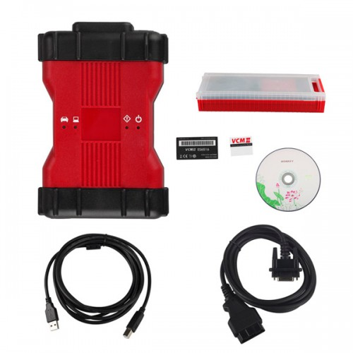 V101 VCM II For Ford Diagnostic Tool With Multi-Language Best Quality