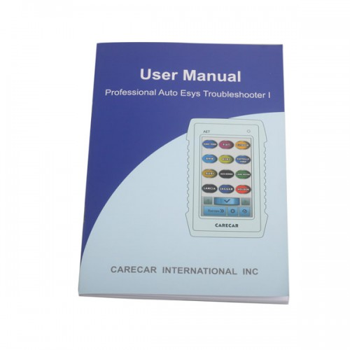 Original Carecar AET-I Retail DIY Professional Auto Diagnostic Tool